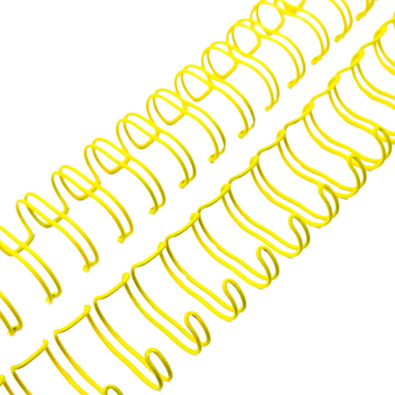 """Grzbiet 3/4"""" żółty"""