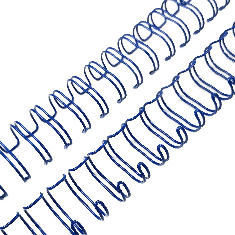 """Grzbiet 1.1/4"""" niebieski"""