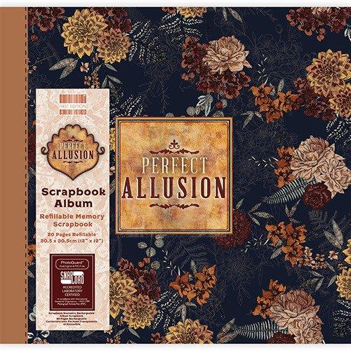 Album 30x30 - Perfect Allusion - Floral