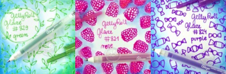 Gelly Roll Glaze