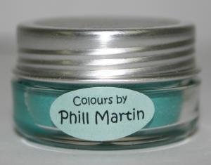 Gilding Wax - Phill Martin Cosmic Shimmer - Frosted Aqua