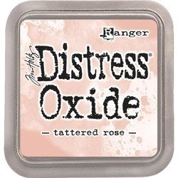 Tusz Distress Oxide - Tim Holtz - Tattered Rose
