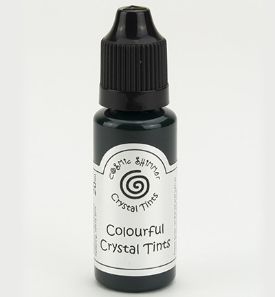 Crystal Tints - Cosmic Shimmer - Green Emerald
