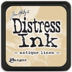 Distress Mini Pad - Antique Linen - Ranger