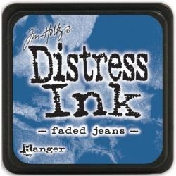 Distress Mini Pad - Faded Jeans - Ranger TDP39952