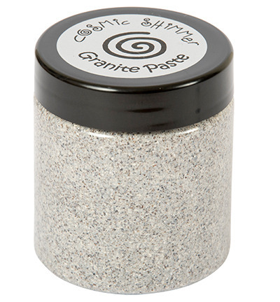 Granite Paste - Cosmic Shimmer - Bianco Silver