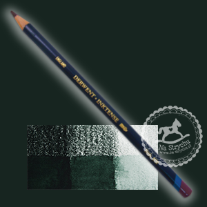 Kredka Inktense - Iron Green 1310 - Derwent