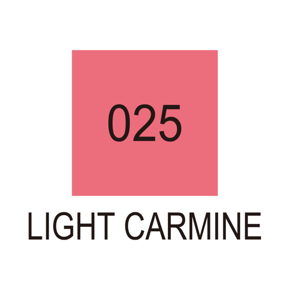 Marker Art & Graphic Twin - Light Carmine 25 jasny karmin