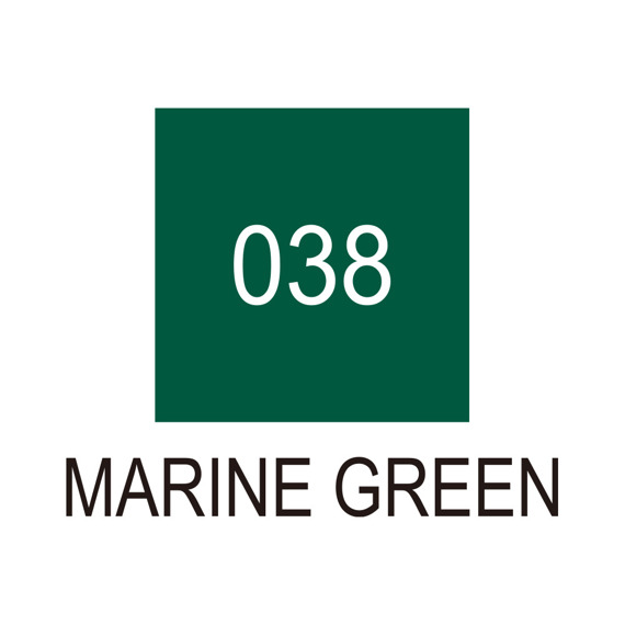 Marker Art & Graphic Twin - Marine Green 38 morska zieleń