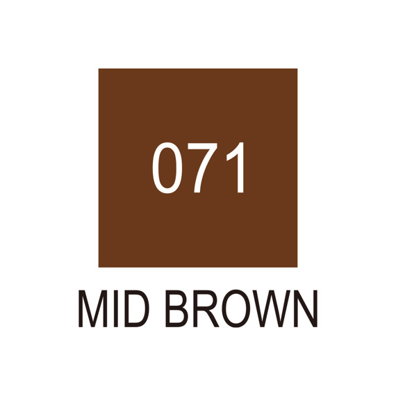 Marker Art & Graphic Twin - Mid Brown 071 brązowy
