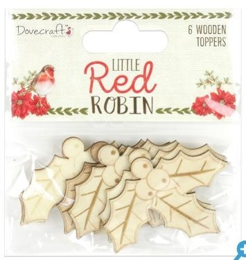 Ostrokrzew - Dovecraft - Little Red Robin