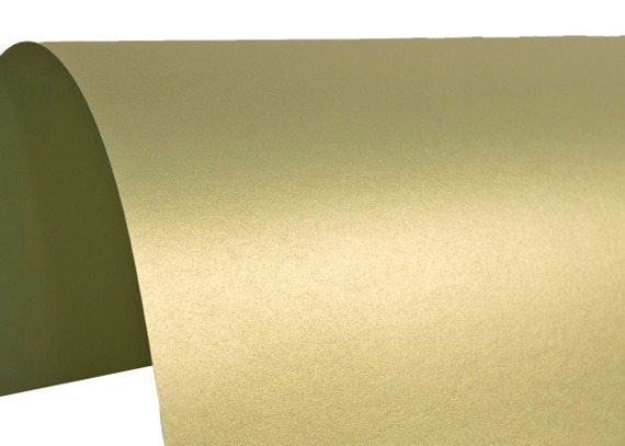Papier A4 Majestic Real Gold 250g - 10ark