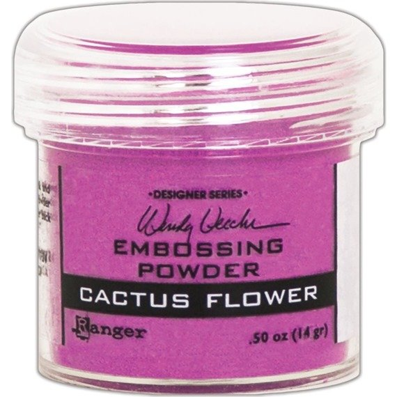 Puder do embossingu - Cactus Flower - Ranger