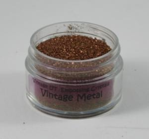 Puder do embossingu Ultra Thick - Cosmic Shimmer - Vintage Metal