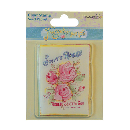 Stempel - Dovecraft - Forget Me Not