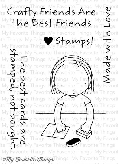 Stempel - My Favorite Things - Pure Innocence Crafty Friends
