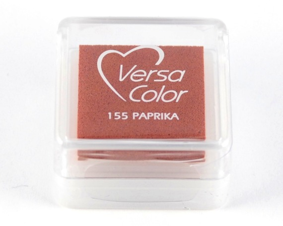 Tusz pigmentowy Versa Color Small - Paprika, VS-000-155