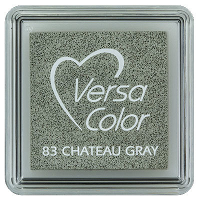 Tusz pigmentowy VersaColor Small - Chateau Gray - 83 szary