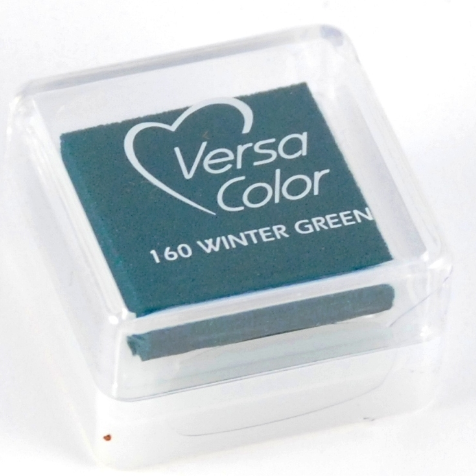 Tusz pigmentowy VersaColor Small - Winter Green - 160 zielony