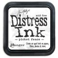 Distress Ink Pad - Picket Fence - Ranger - biały tusz