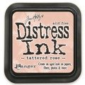 Distress Ink Pad - Ranger - Tim Holtz - Tattered Rose - różowy tusz