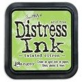 Distress Ink Pad - Twisted Citron - Ranger TIM43294